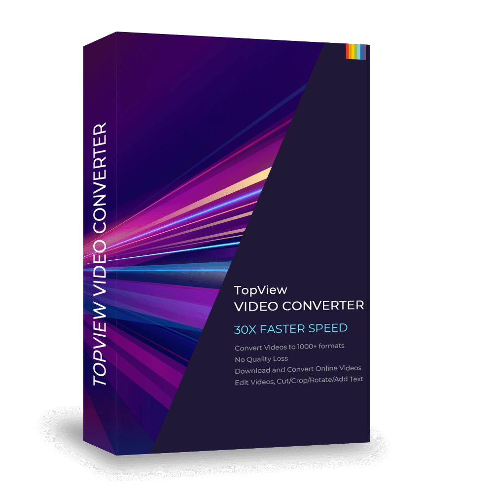TopView video converter
