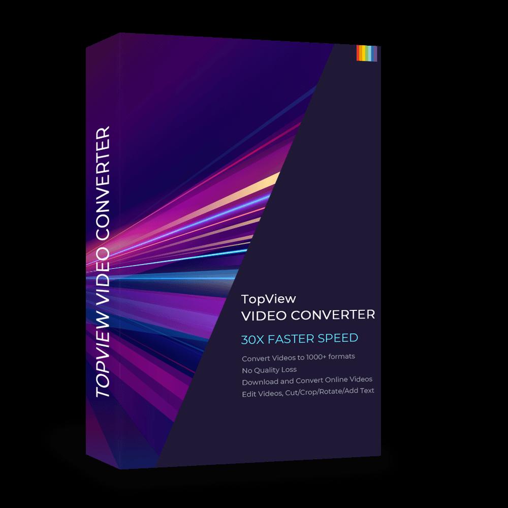 TopView video converter
